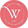 House of Weddings Quality Label